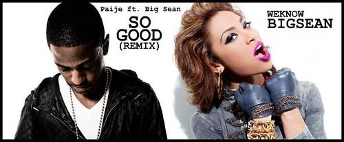 Paije and Big Sean