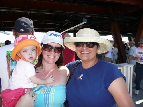 Madeline, Heather, Desiree