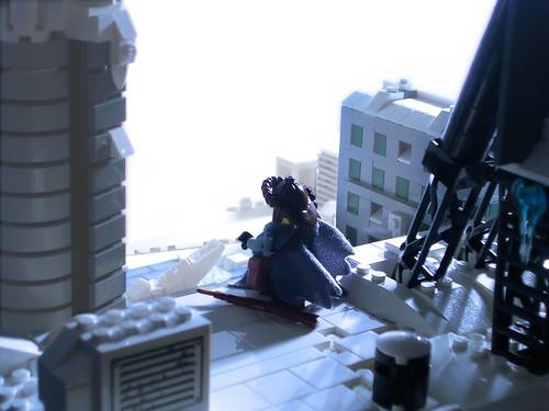 LEGO Snowmageddon
