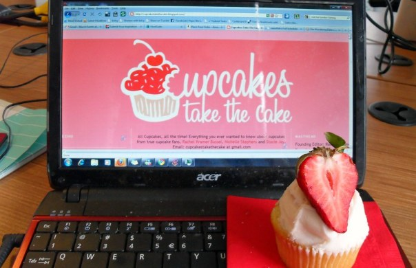 A Typical Day For A Cupcake Blogger