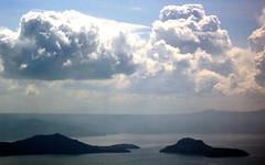 Taal Volcano in Tagaytay