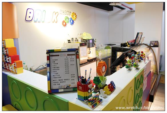 works~乐高积木咖啡店