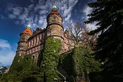 Ksiaz Castle, Poland / Zamek Książ