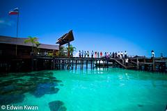 Welcome at Sipadan Water Village