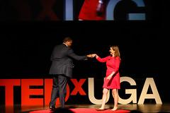 Johnelle Simpson & Leah Carmichael @ TEDxUGA 2017: Spectrum