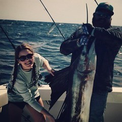 Solid Sailfish all week with multiple fish on short half day trips on #spellbound #deepseafishingmiami