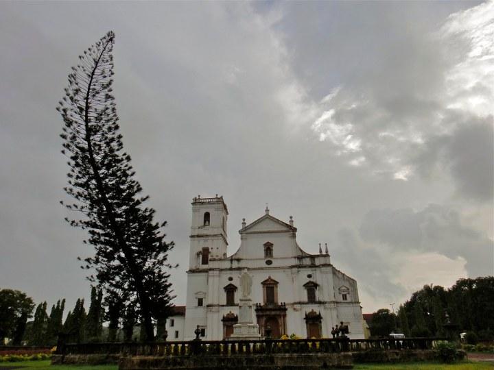 Cityscape - Goa (India)