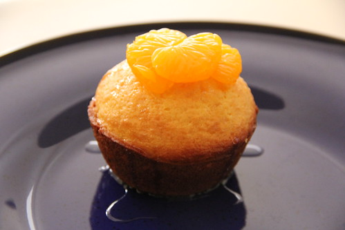 The Secret Life of Walter Mitty Clementine Cake