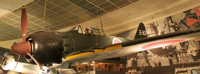 A6M7 Zero Fighter