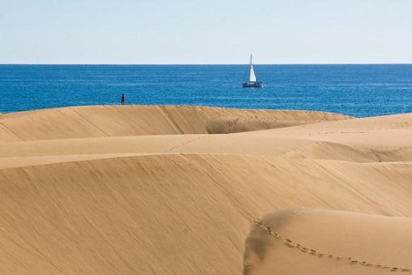 Canary Islands beaches, Maspalomas
