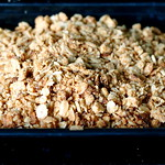 Peanut Butter Granola