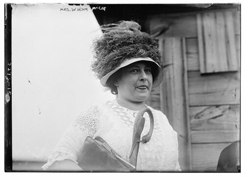 Mrs. Winsor McCay  (LOC)