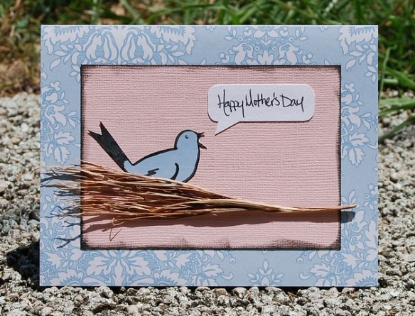 Tweet Mother's Day card