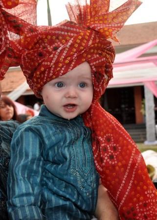 Photo Friday: Mini Maharaja