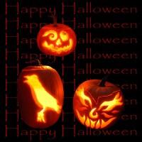 Jack-O-Lantern Halloween Greetings