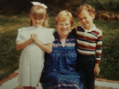 Heather, Gramma, Kyle