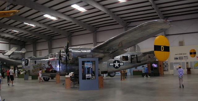 B-24 panorama