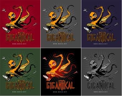 gigantikal-variations