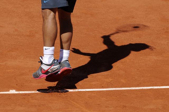 Nadal's shadow