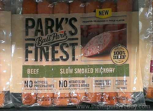 Ball Park Park's Finest Slow Smoked Hickory