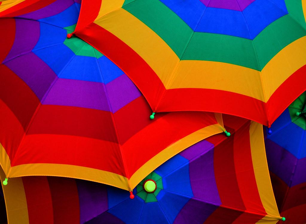 Carnaval Umbrellas
