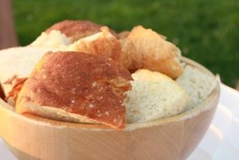 Savary Island bread | Al Fresco Vancouver