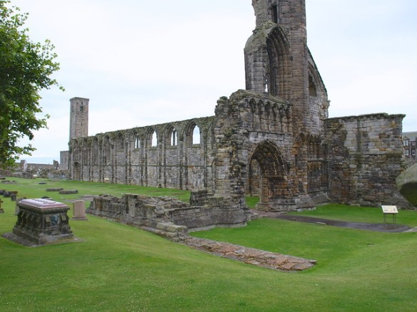 Cathedral Ruins, St.Andrews