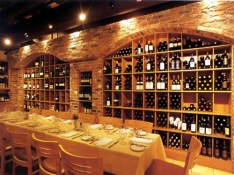 The Enoteca Wine Room seats 22