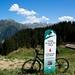 Top of Col du Pré