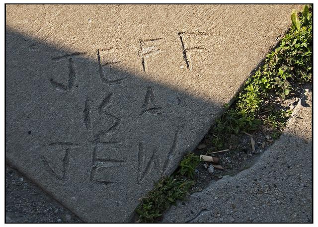 Jeff is a Jew