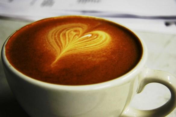 .latte art