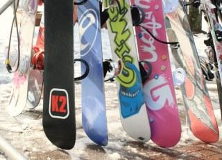whistler snowboards