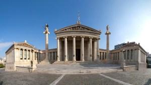 Academia de Atenas (Resist version) - Santiago Atienza
