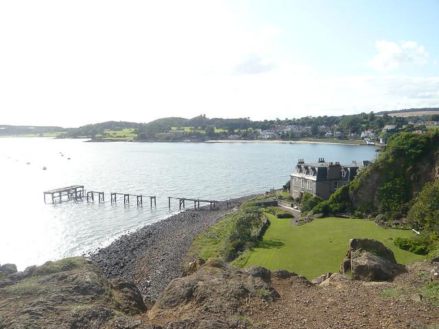 Aberdour coast