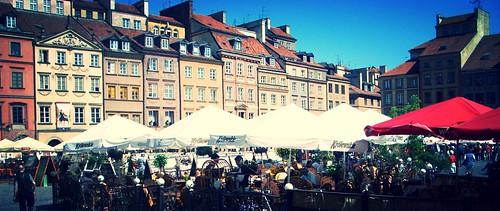 Historic Centre, Warsaw