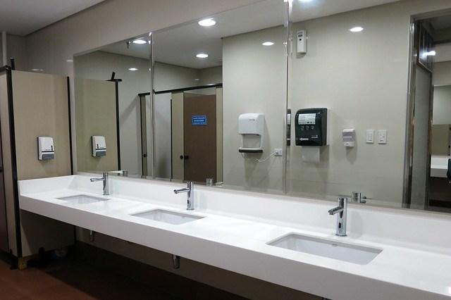 NAIA renovations