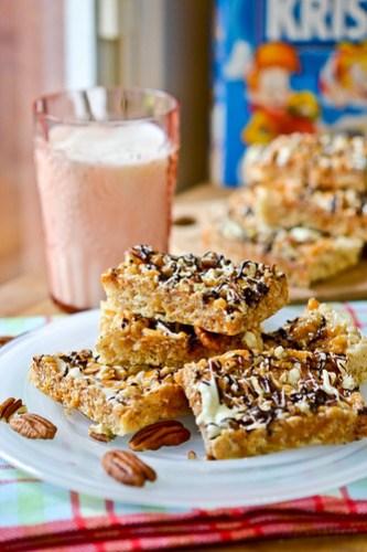 Chocolate-Caramel Crispy Treats-10