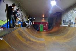 Indoor Skate Ramp | DTES