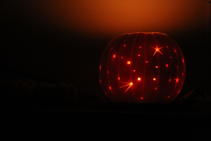 starry pumpkin