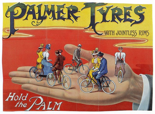 Palmer Tyres ad