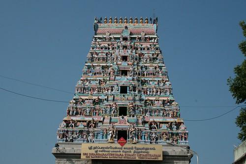 Dharbaranyeswarar Temple, Thirunallar