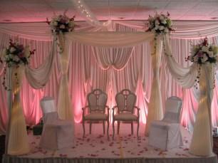 Wedding Draperies