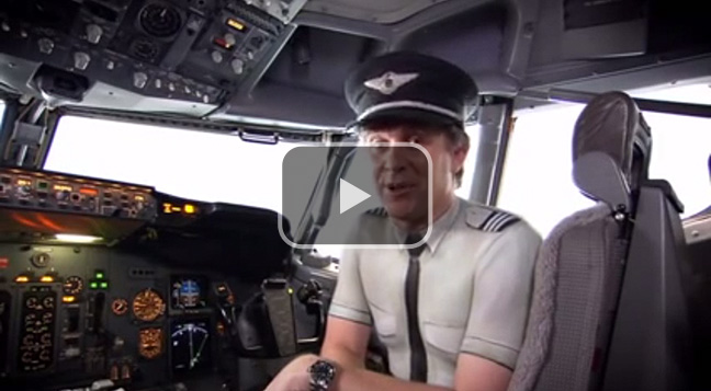 Air New Zealand's 'Bare Essentials' air safety video.