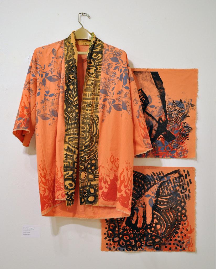 Choir Robe Prototype #1