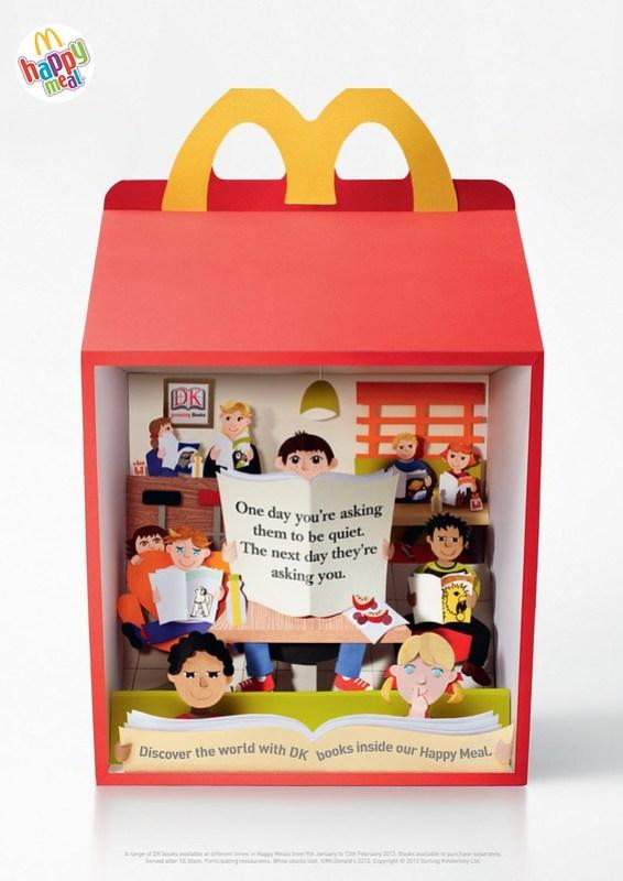 McDonalds-Books