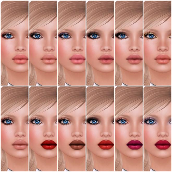 Glam Affair - Vera - America - Make Ups