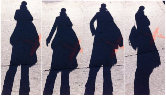 Shadow Play Collage