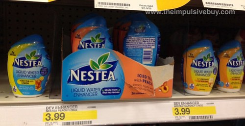 Nestea Liquid Water Enhancer