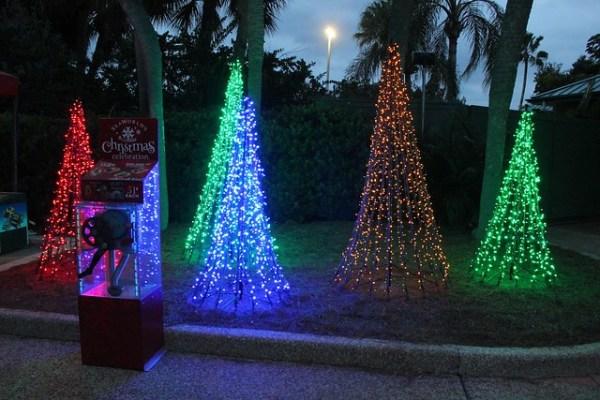 SeaWorld Orlando Christmas 2013