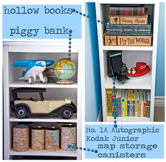 shelf details